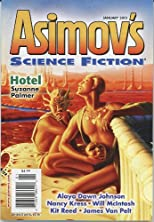 Asimov's Science Fiction January 2013