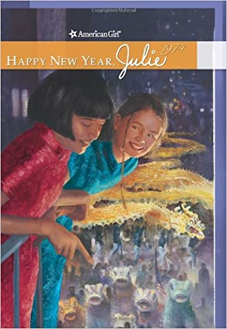 Happy New Year, Julie (American Girl (Quality)) written by Megan Mcdonald