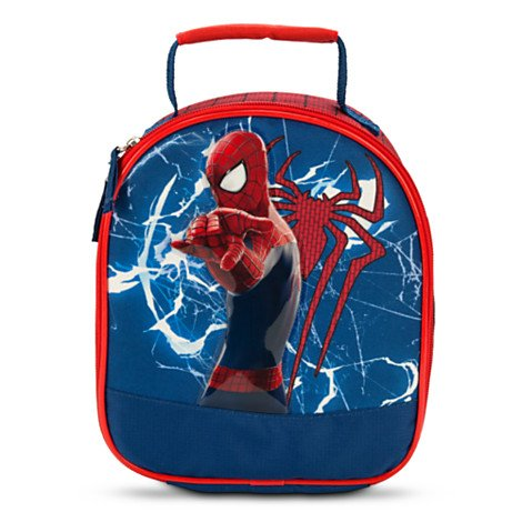 The Disney Store The Amazing Spider-Man 2 Lunch Tote - 1