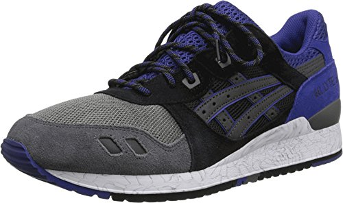 Onitsuka Tiger by Asics Unisex Gel-Lyte? III Black/Black 3 Sneaker Men's 10, Women's 11.5 D (M)