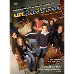 Undeclared - The Complete Series: Seth Rogan, Jay Baruchel, Charlie Hunnam, Carla Gallo, Monica Keena, Timm Sharp, Jake Kasdan;Judd Apatow;Jon Favreau;Paul Feig: Movies & TV