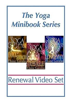 THE YOGA MINIBOOK SERIES RENEWAL VIDEO SET (English Edition)