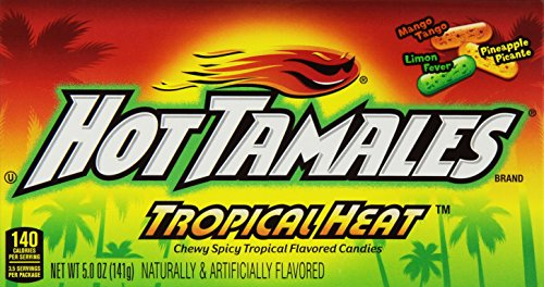 Hot Tamales Tropical Heat Theater Box (Pack of 2)