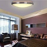 LED-Deckenlampe-Deckenleuchte-Badlampe-Wandlampe-Lampe-Leuchte-Warmweiss-12W18W-IP44-18-Watt