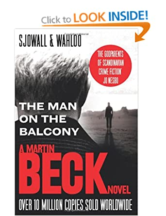 The Man on the Balcony (The Martin Beck series, Book 3 - Maj Sjowall
