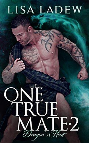 One True Mate: Dragon's Heat by Lisa Ladew ebook deal