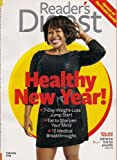img - for Reader's Digest February 2013 (Real Life Results Adrienne Lost 60 Pounds) (Reader's Digest Healthy New Year) book / textbook / text book
