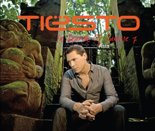 DJ Tiesto - In Search of Sunrise, Vol. 7: Asia - Zortam Music