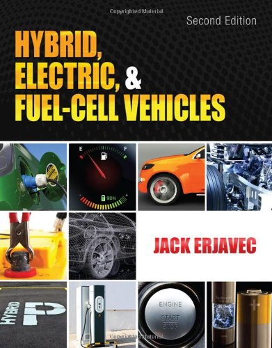 Hybrid, Electric, And Fuel-Cell Vehicles (Go Green With Renewable Energy Resources)