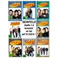 Seinfeld - Season/Staffel 1-9 Komplett - Set [32DVDs]