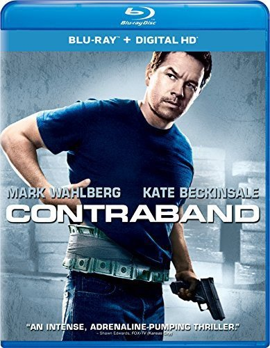 Blu-ray : Contraband (Snap Case, Digitally Mastered in HD)