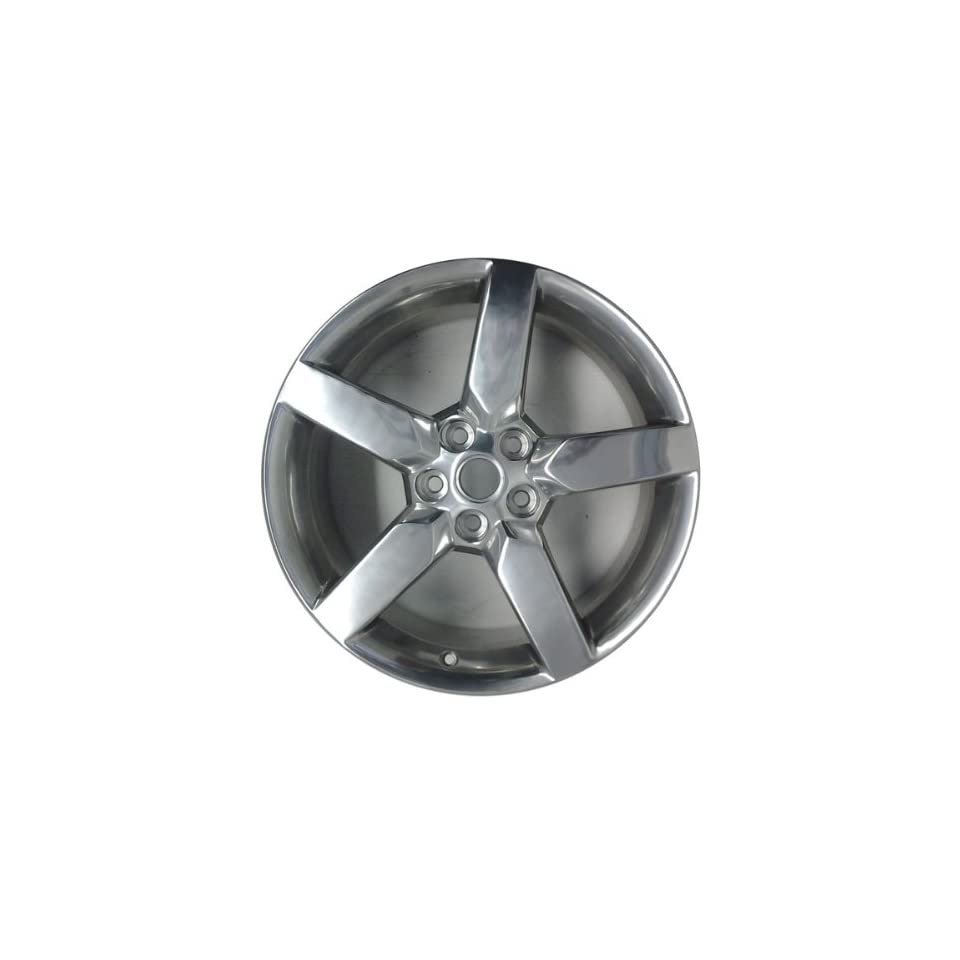 Chevy Camaro Polished Factory Wheel Rim