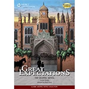 CGNC: Great Expectations 25-Pack: Classic Graphic Novel Collection (Classic Graphic Novel Collections) Charles Dickens