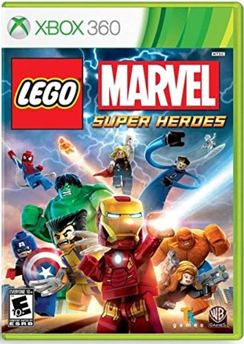 Lego: Marvel Super Heroes, XBOX 360 (Lego Marvels compare prices)