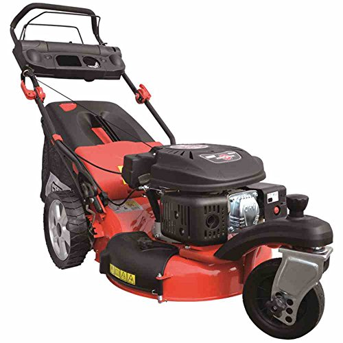 Benzin-Rasenmäher 465 D, Big Wheeler Trike, 95372