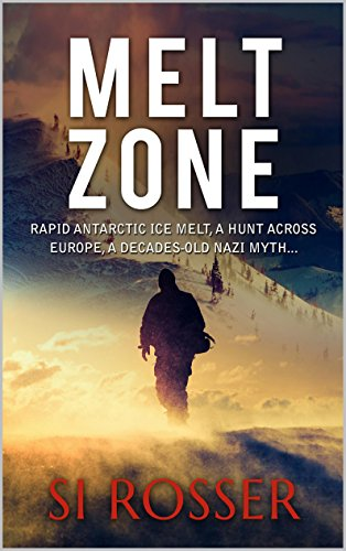 Something mysterious is found buried beneath the Antarctic ice. Undiscovered for decades…It should have remained that way.  Melt Zone by Simon Rosser