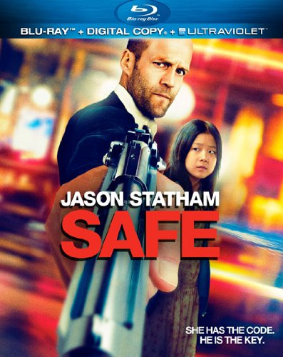 Safe [Blu-ray] [Import]