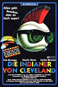 Die Indianer von Cleveland [VHS]