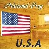 国旗 USA アメリカ合衆国 大サイズ(150×90cm) 星条旗