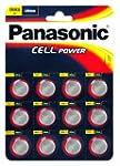 Panasonic CR2032 - Juego de pilas de...