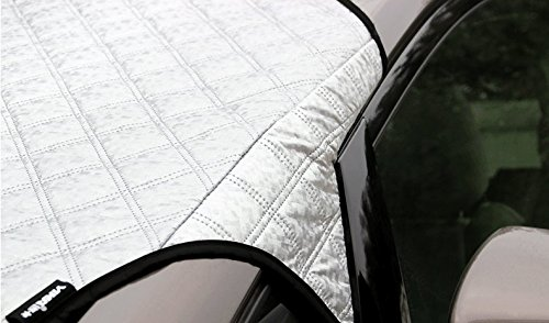 mini factory car windshield snow cover sun shade protector exterior shield guard all weather. Black Bedroom Furniture Sets. Home Design Ideas