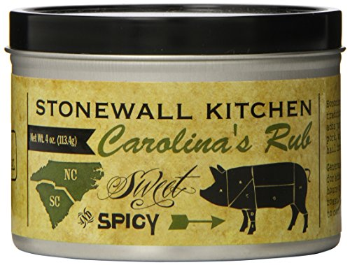 Stonewall Kitchen Carolina'S Rub, 4 Ounce Jar