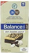 Balance Bar Dark Chocolate Coconut Ba…