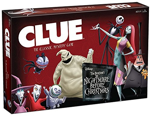 clue-tim-burtons-the-nightmare-before-christmas-board-game-by-usaopoly