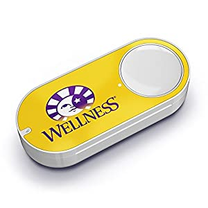 Wellness Natural Pet Food Dash Button from Amazon