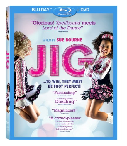 Cover art for  Jig (DVD/BluRay Combo) [Blu-ray]