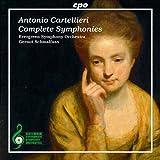 アントニオ・カシミール・カルテッリエリ:交響曲全集
