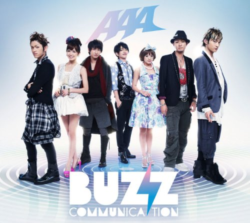 Buzz Communication(DVD2枚付)【ジャケットA】