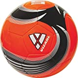 Vizari Astro Soccer Ball, Orange(5)