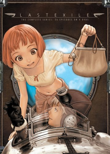 Last Exile: Complete Series [DVD] [Region 1] [US Import] [NTSC]