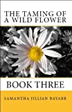 The Taming of a Wild Flower, Amish romance/Amish fiction/Christian romance/Christian Fiction (Little Wild Flower)