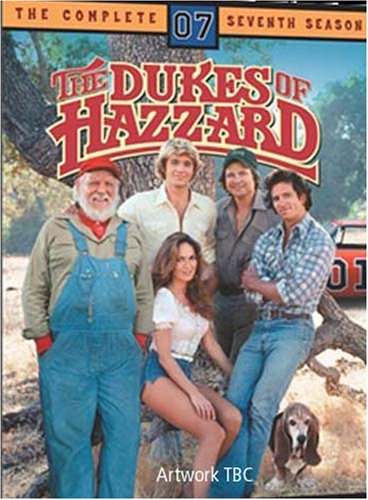 The Dukes of Hazzard – Season 7 [DVD]