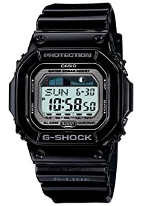 Casio Men's GLX5600-1 G-Shock G-Lide Surfing Watch