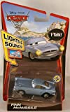 Disney Pixar Cars 2 Movie Finn McMissile Lights & Sounds Vehicle