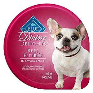 Blue Buffalo BLUE Divine Delights Small Breed Beef Formula 3 oz