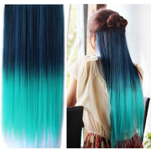 Ombre Clip In Hair Extensions Unihairs Uniwigs