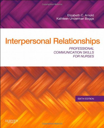 Interpersonal Relationships: Professional Communication...