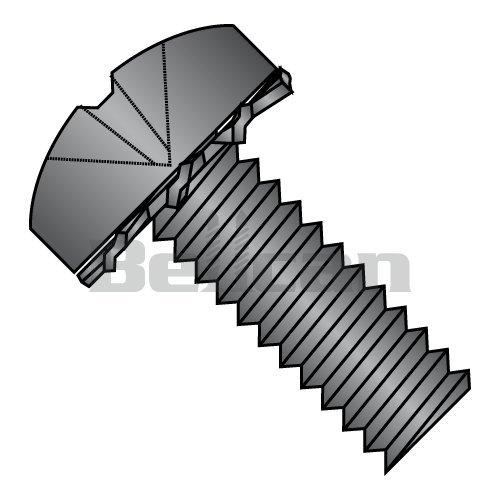 Carton 3//8-16 x 1 1//2 Plow Bolts//Grade 5 850 Pc Zinc