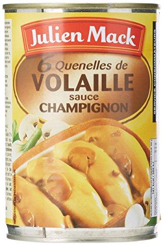julien-mack-6-quenelles-de-volaille-sauce-champignons-400-g