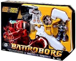 Tomy Battroborg Single Humanoid Robot