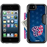 Washington Nationals - USA Blue design on a Black iPhone 5s / 5 CandyShell Card Case by Speck Amazon.com