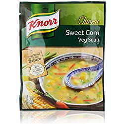 Knorr Chinese Soup - Sweet Corn Veg, 44g Pouch