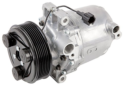 Brand New Premium Quality AC Compressor & A/C Clutch For Nissan And Suzuki - BuyAutoParts 60-02397NA New (Nissan Frontier Ac Compressor compare prices)