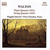 Walton: String Quartet / Piano Quartet