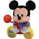 Disney Mickey Interactive Plush Ball, Multi Color