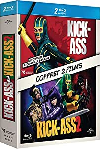 Kick-Ass 1 & 2 [Blu-ray]